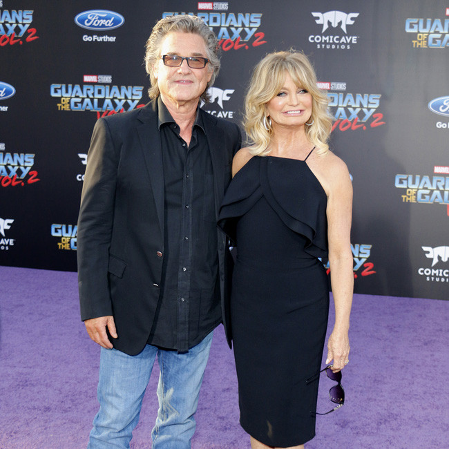 Kurt Russell and Goldie Hawn were too 'choosy' to do movies together