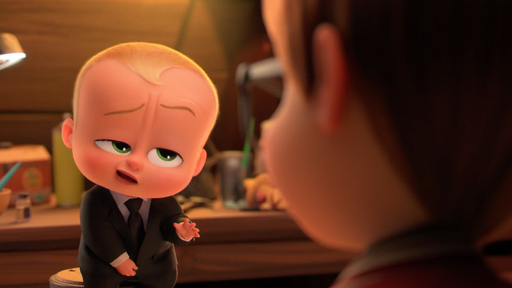 watch The Boss Baby: Family Business Official Trailer