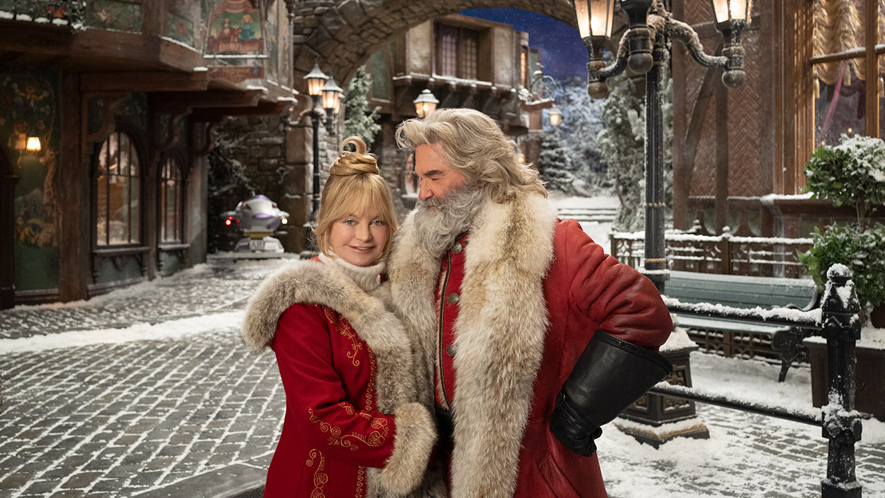 teaser image - The Christmas Chronicles 2 Official Trailer