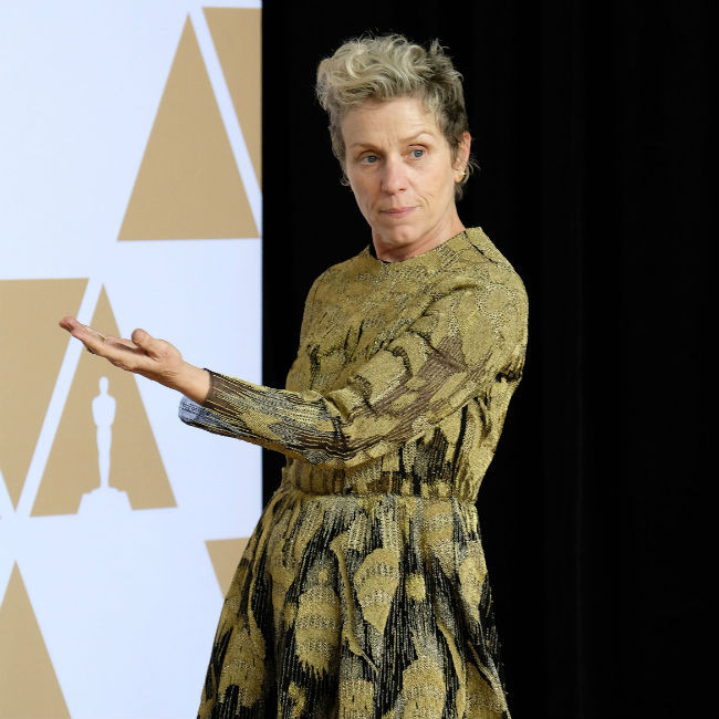 Frances McDormand to star in Women Talking