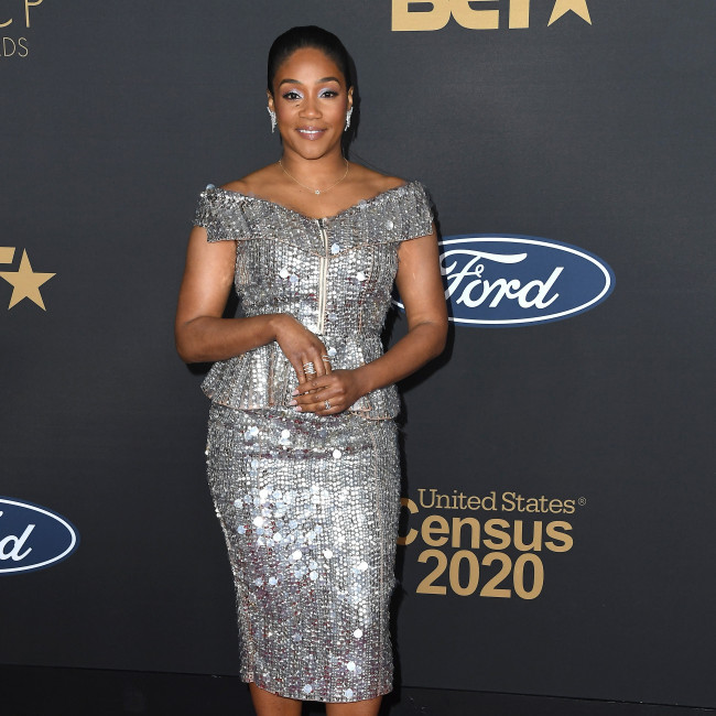 Tiffany Haddish in final talks to join adaptation of Landscape with Invisible Hand
