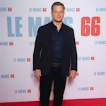 Matt Damon joins cast of Thor: Love and Thunder