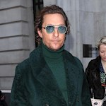 Matthew McConaughey needed exile to land dramatic roles
