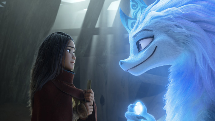 watch Disney's Raya and the Last Dragon Official Trailer