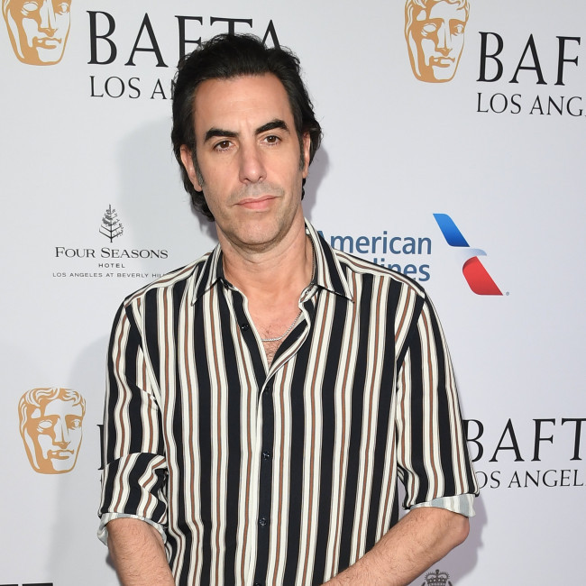 Sacha Baron Cohen to receive SBIFF's Outstanding Performer of the Year Award