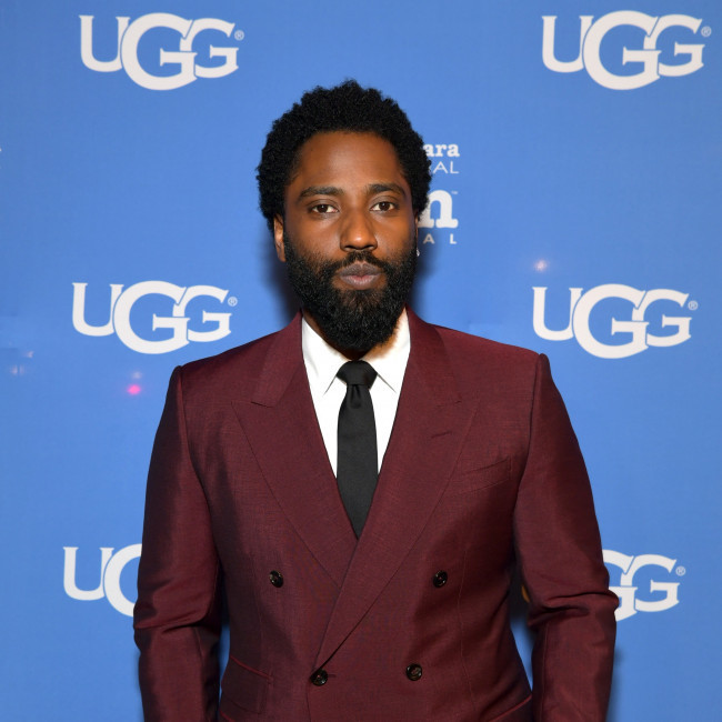 John David Washington personally connected to Malcolm & Marie character