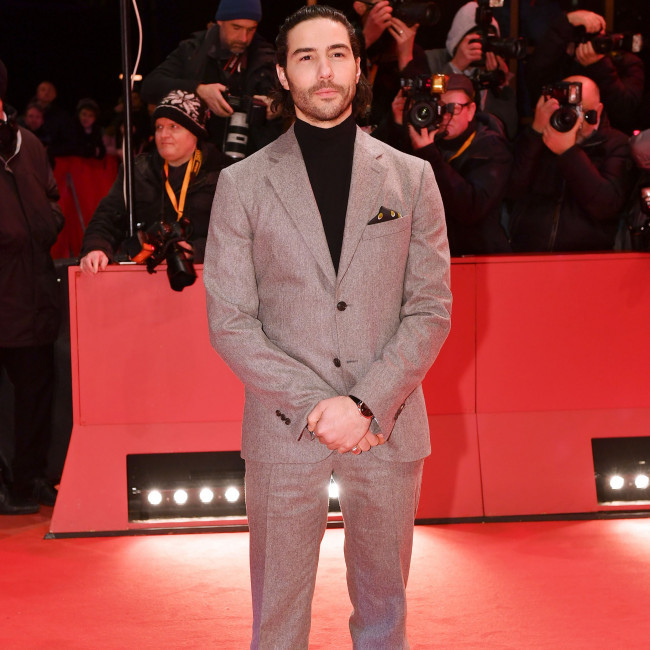 Tahar Rahim felt 'honoured' to work with Jodie Foster on The Mauritanian