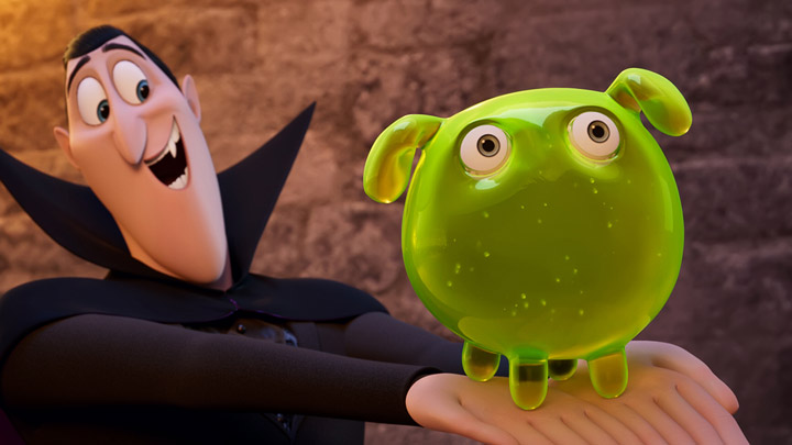 watch Hotel Transylvania Monster Pets Short
