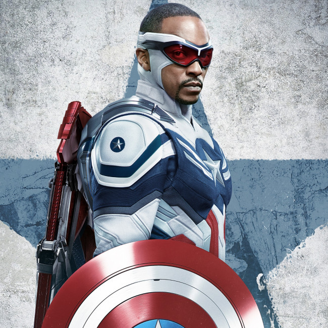Anthony Mackie doesn't know anything about fourth Captain America film