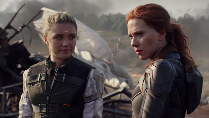 "watch Marvel Studios' Black Widow ""You Got A Plan?"" Clip"