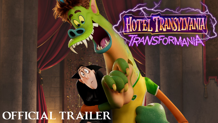 watch Hotel Transylvania: Transformania Official Trailer